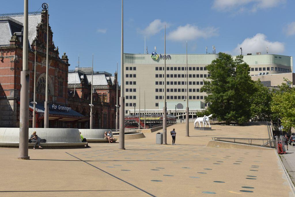 Kissride En Taxistandplaats Groningen Spoorzone